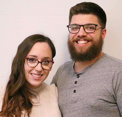 Photo of Allison and Harrison Berg