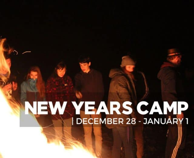 New Years Camp